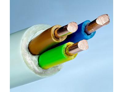 Новый огнестойкий материал для оболочек кабелей